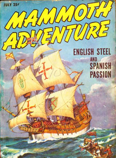 Mammoth Adventure, July 1947