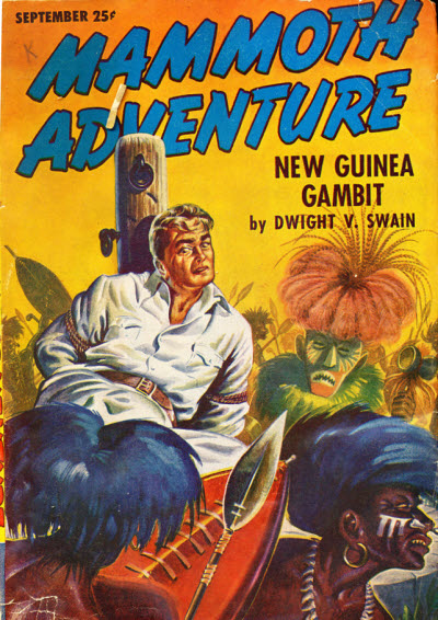 Mammoth Adventure, September 1947