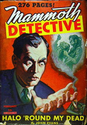 Mammoth Detective, February 1945