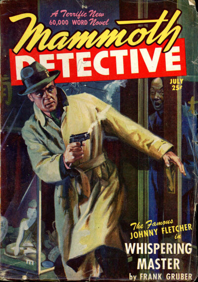 Mammoth Detective, July 1947