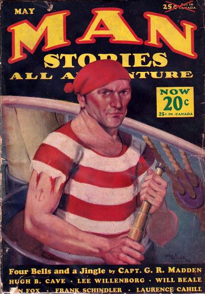 Man Stories, May 1931