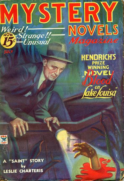 mystery novels: