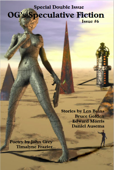 OGs Speculative Fiction, Issue 34