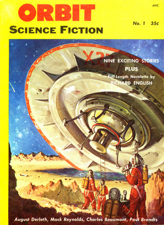 Orbit Science Fiction, No. 1