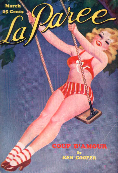La Paree, March 1937