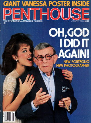 September 1984 penthouse
