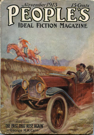 People's Ideal Fiction Magazine, November 1913