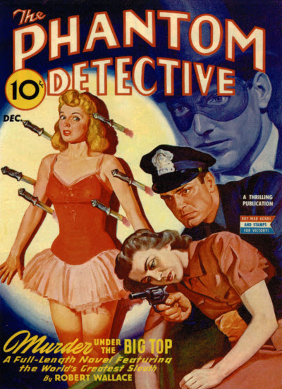 Crime, Mystery, & Gangster Fiction Magazine Index