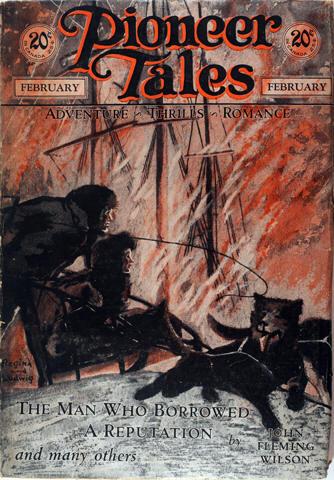 Pioneer Tales, February 1928