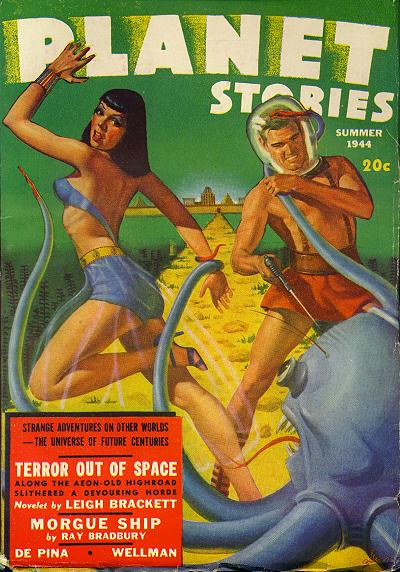 Planet Stories, Summer 1944