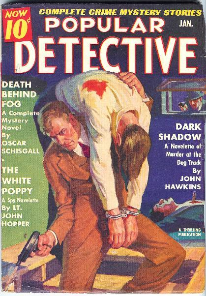 Popular Detective, January 1938