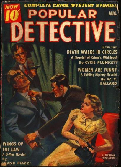 Popular Detective, August 1939