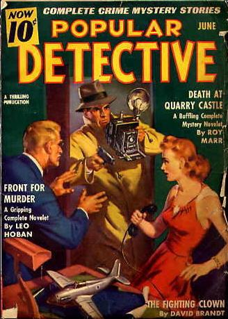 Popular Detective, June 1941