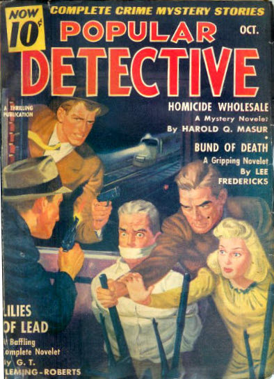 Popular Detective, October 1941