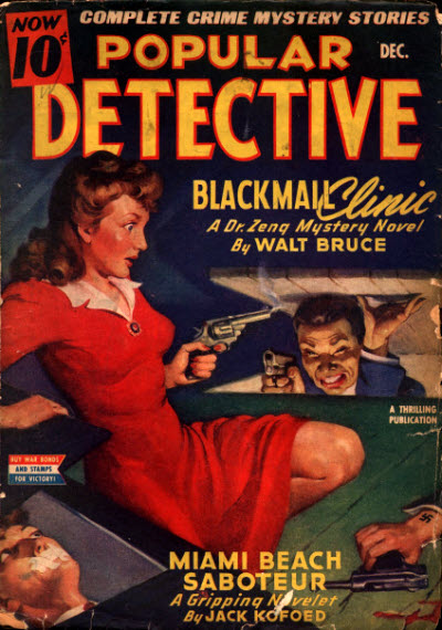 Popular Detective, December 1943