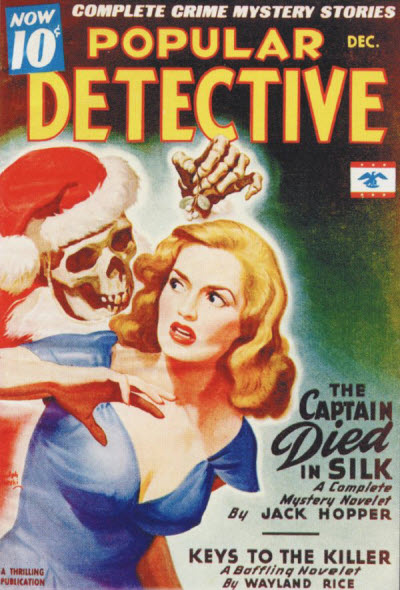 Popular Detective, December 1945