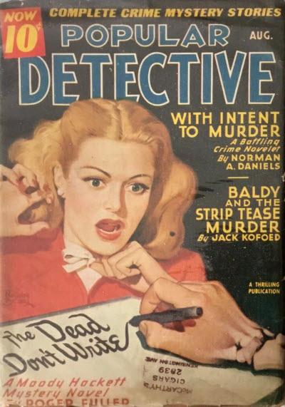 Popular Detective, August 1946