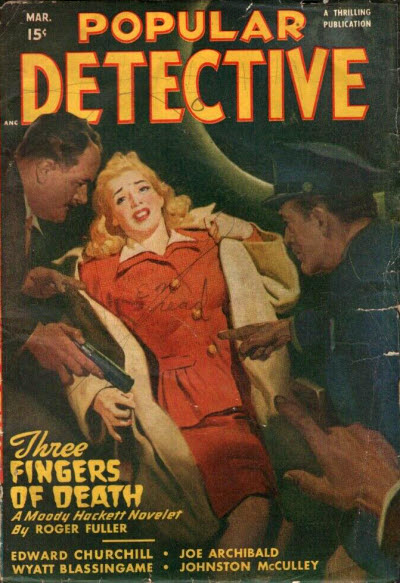 Popular Detective, March 1948
