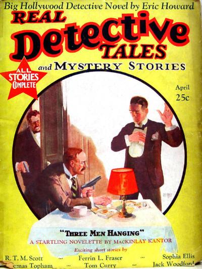 Real Detective Tales, April/May 1929