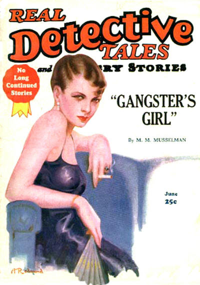 Real Detective Tales and Mystery Stories, June 1930