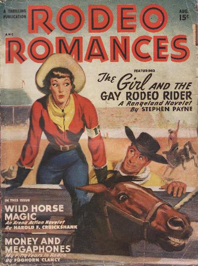 rodeo romances 194908 My ex girlfriend Denise, still love he';) in Me, Family, ► ◄