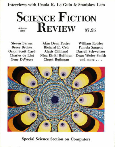 Science Fiction Review #47, Summer 83, SIGNED BY ALLEN K., Philip K. Dick Memoir