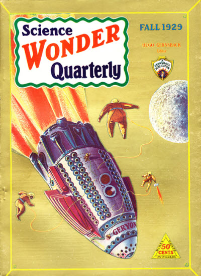 Science Wonder Quarterly, Fall 1929