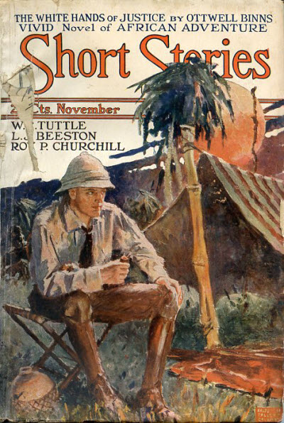 Image - Short Stories, November 1920