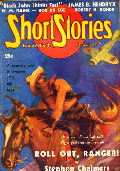 Short Stories, February 10, 1936