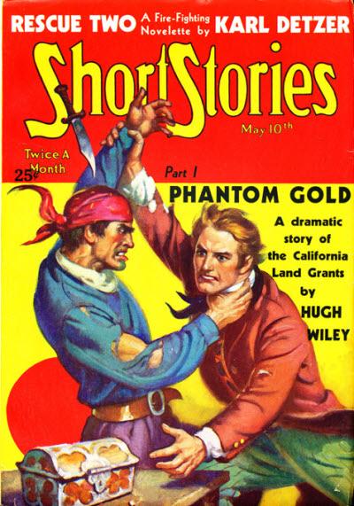 Short Stories, May 10, 1937