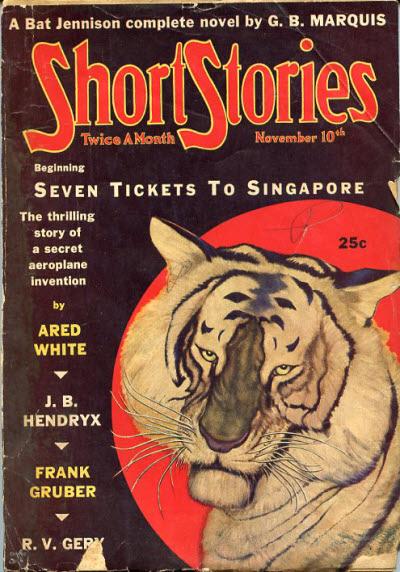 Short Stories, November 10, 1938