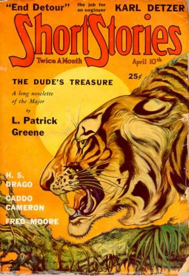 Short Stories, April 10th, 1939