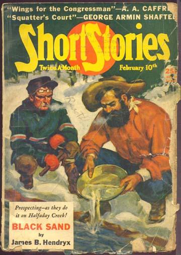 Short Stories, February 10, 1942