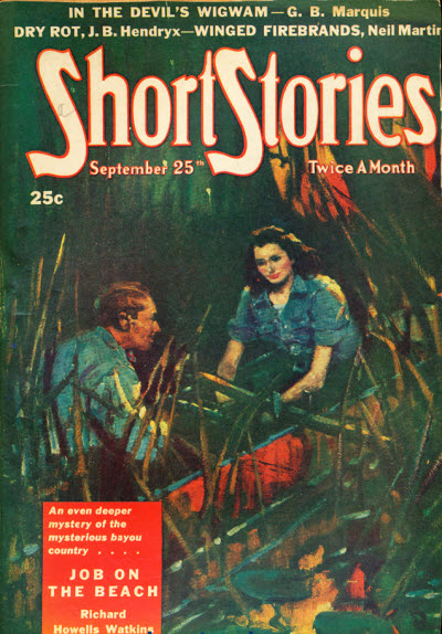 Short Stories, September 25, 1944