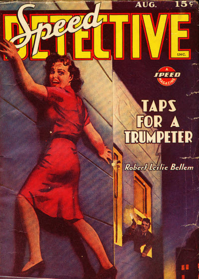 Speed Detective Stories, August 1943