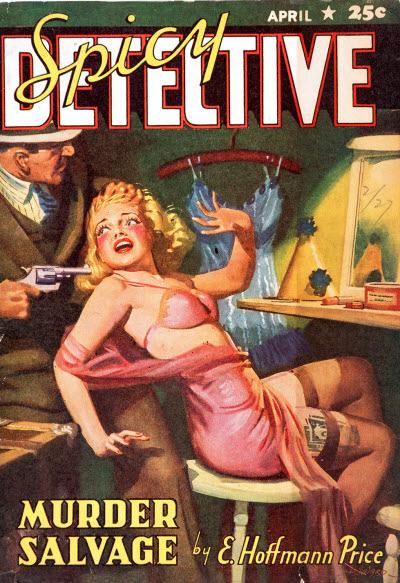 Spicy Detective Stories, April 1941