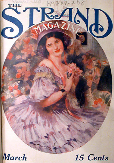4ee400fb6e35 ... 285 · Curiosities · [The Readers] · ms The Strand Magazine Feb 1912