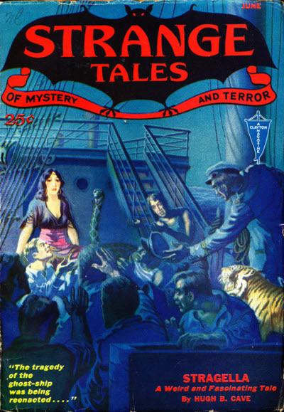 Strange Tales, June 1932
