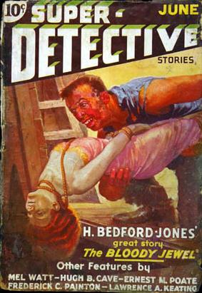 Super-Detective (Stories)
