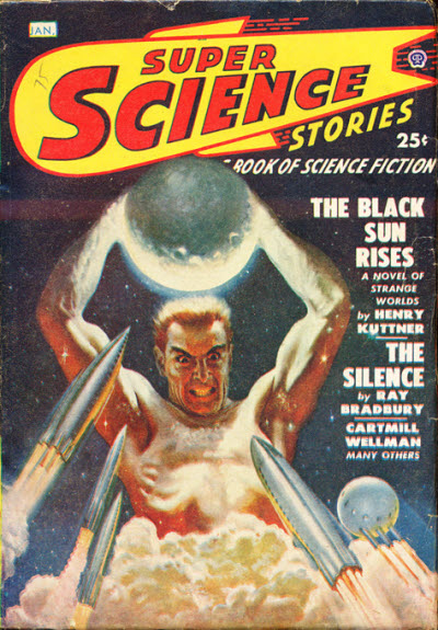 Super Science Stories, January 1949