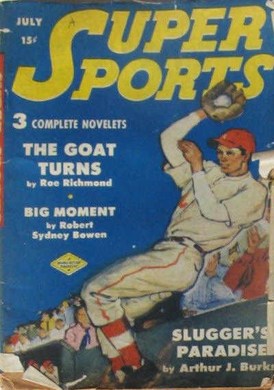 Super Sports, July 1949