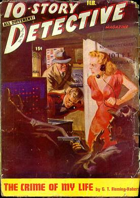 10 Detective Stories, February 1949