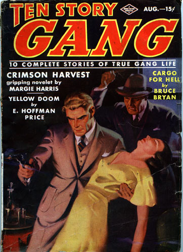 Ten Story Gang, August 1938