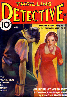Thrilling Detective, May 1935