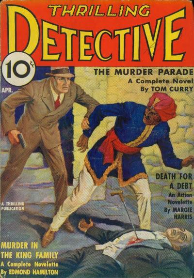 Thrilling Detective, April 1936