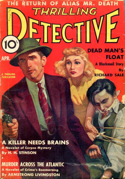 Thrilling Detective, April 1939