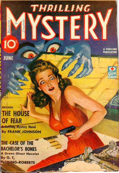 Thrilling Mystery, June 1943