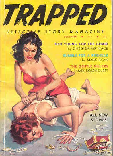 Jan Harrison Stag Magazine