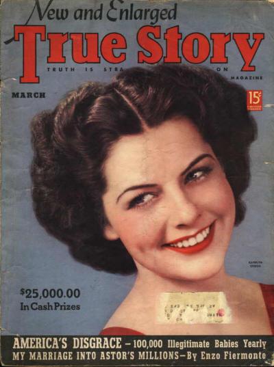 Magazine Data File