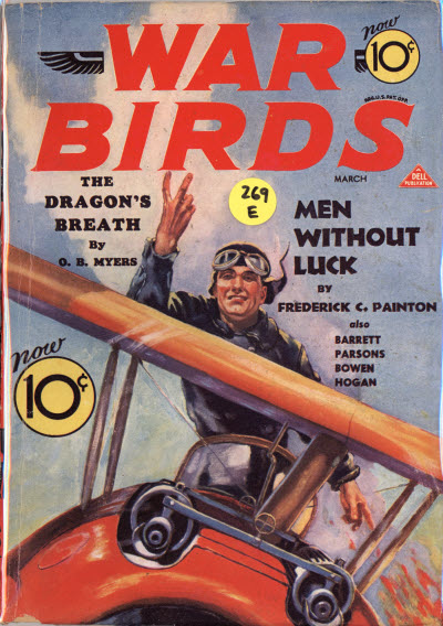 War Birds, March 1933